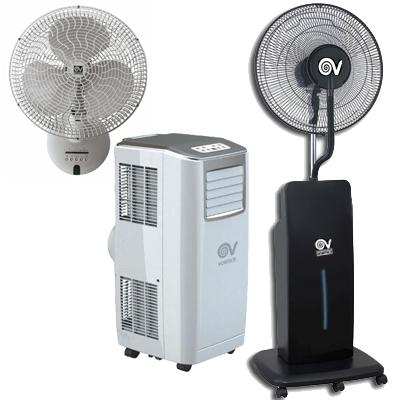 Ventilateurs climatiseurs-150-150