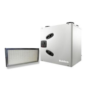 ALDES Lot de filtres (1G4+1F7) DEE FLY CUBE 550 - 400x400px