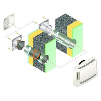 ALDES - Mousse acoustique auvent - 400x400px