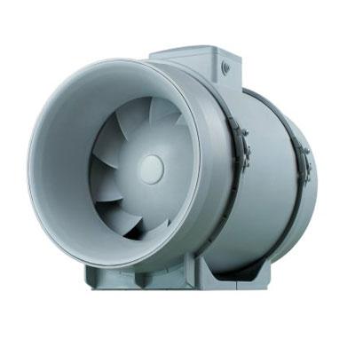 ALDES - ventilateur de conduit en ligne Ø 160 mm serie IN LINE XPRO 160  - 400x400px