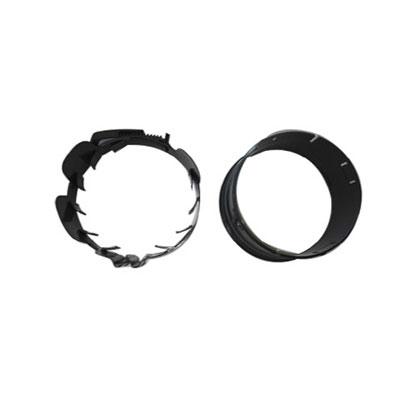 ALDES - Raccord Easy Clip Ø80/105 + collier Easy Clip Ø105  - 400x400px