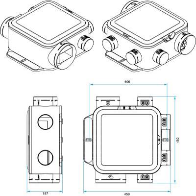 11033049 aldes kit easyhome hygro compact classic bouches bahia curve commande lectrique. Black Bedroom Furniture Sets. Home Design Ideas