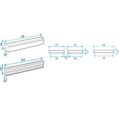 ALDES-KIT EasyHome PureAir COMPACT CONNECT+. Fonction ventilation et purification d'air pour 1 cuisine et 2 sanitaires ( bouches et manchettes inclues) extra plat installation multi-positions. Produit connecté. - 400x400px