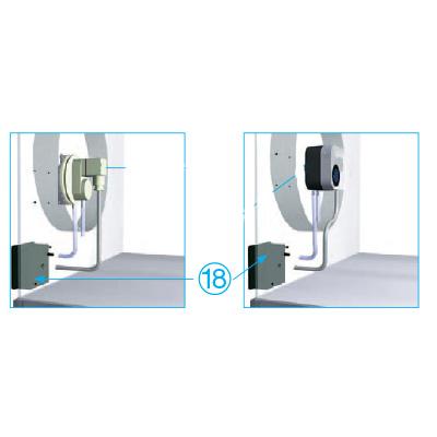 ALDES - Boite électrique pressostat - 400x400px