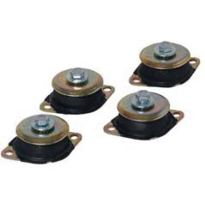 ALDES - Amortisseurs anti-vibration 40/60 (lot de 4)  - 400x400px