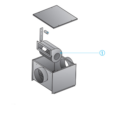 ALDES - Moto ventilateur Vekita+2000 - 400x400px