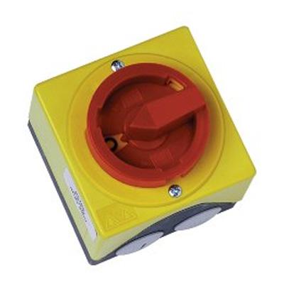 ALDES - Interrupteur 1 vitesse 7,5 Kw + contacts - 400x400px