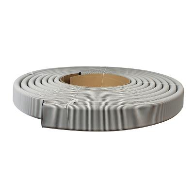 ALDES - Optiflex ovale conduit antibactérien blanc, couronne 20 m - 400x400px