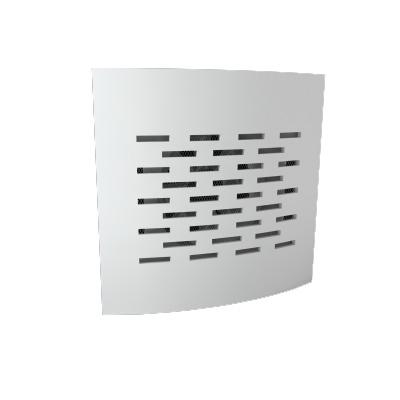 ALDES - Grille carree - 400x400px