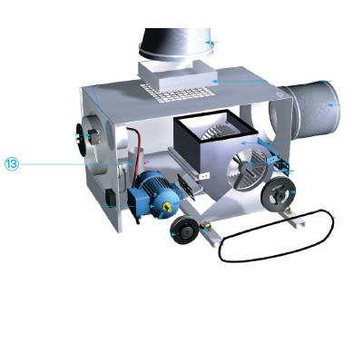 ALDES - Câble silicone L=2400 mm pour VEC 382 et 452 - 400x400px