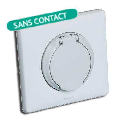 Prise d aspiration centralisee ALDES Modele Celiane sans contact ALDES 11070111 - ALDES  150x150px