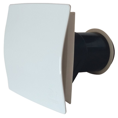 AXELAIR Ventilation-Bouche Design BFC080 extraction ou soufflage Ø 80. - 400x400px