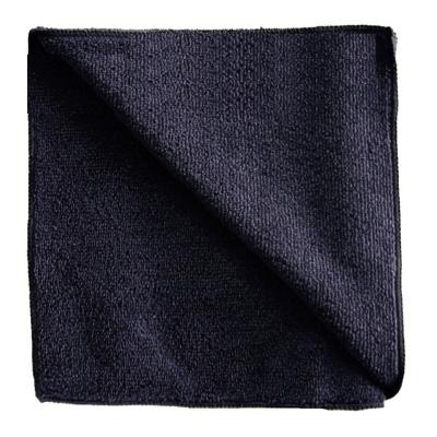 Microfibre Soft entretien courant Noir 40 x 40 150x150px