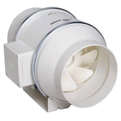 Moteur de ventilation MIXVENT TD 350/125 ECOWATT Unelvent basse consommation pour hotte de cuisine non motorisée - Garantie 5 ans - 400x400px