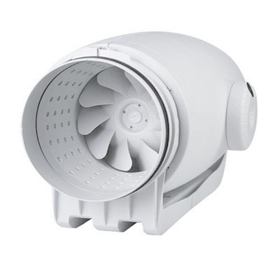 Moteur de ventilation SILENT IN LINE TD 350/125 Unelvent pour hotte de cuisine non motorisée - Garantie 5 ans - 400x400px