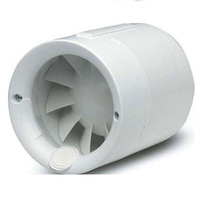 Unelvent - Extracteurs en ligne pour conduits courts Silentub 100 - 400x400px