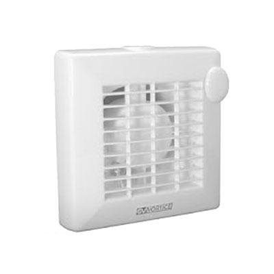 VORTICE-extracteur individuel PUNTO 12 XP100 Ø100mm pour salle de bain ou WC. Débit d'air maxi 90 m3/h  150x150px