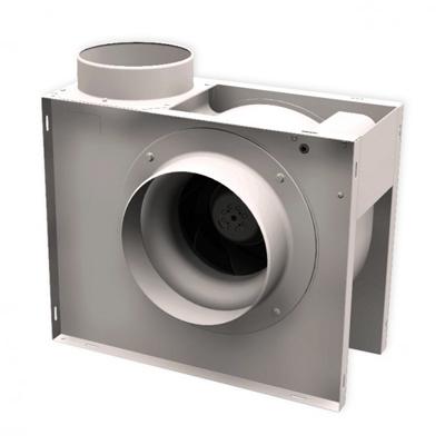 Extracteur centrifuge 800 m3 h D 200 mm aspiration et D 150 mm refoulement  CKB 800 N - UNELVENT 310035 150x150px