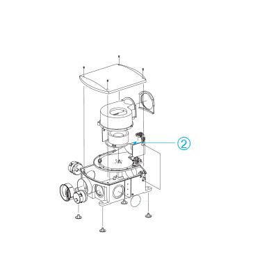 ALDES - Condensateur 1,5 mf 400VS pour groupe Bahia Compact 150x150px