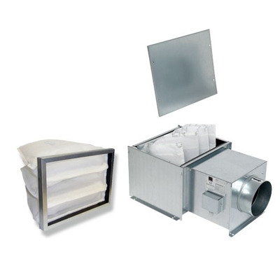 ALDES - Filtre G 4 à poches pour caisson préfiltre ou batterie de préchauffage 150x150px