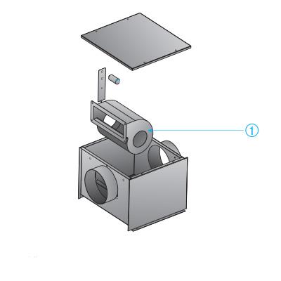 ALDES - Moto ventilateur Vekita+2000 150x150px