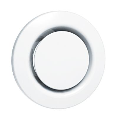 ANJOS - Bouche BEIP Ø80 avec joint. S'utilise soit avec une manchette de raccordement, un manchon placo 3 griffes, un manchon dalle ou un manchon coudé 150x150px