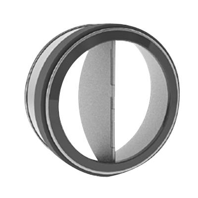 Clapet anti retour Ø 125 mm pour VMC et hotte aspirante 150x150px