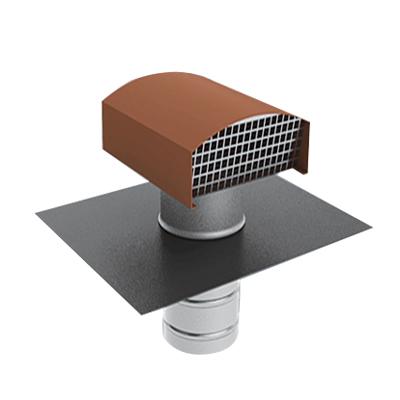 Anjos - Chapeau de toiture metallique CTM 125  tuile  150x150px