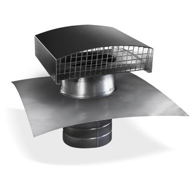Anjos - Chapeau de toiture metallique CTM 150 ardoise 150x150px