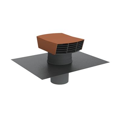 Anjos - Chapeau de toiture plastique  CTP  150  tuile  150x150px