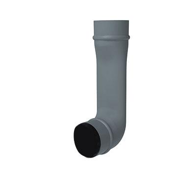 Anjos - Manchon coudé MC 80, longueur = 300 mm 150x150px