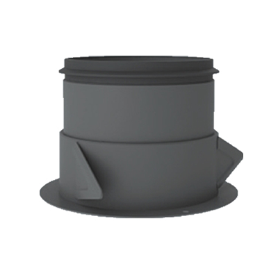 Anjos - Manchette placo 3 griffes à joint Ø 200 l = 100 mm 150x150px