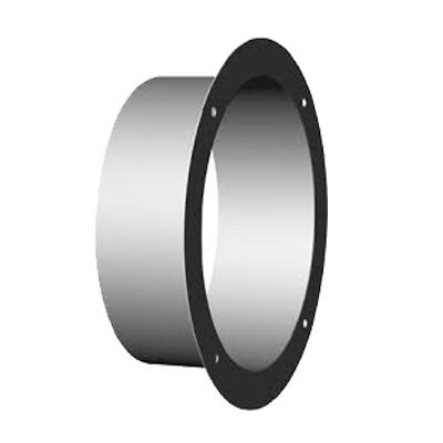 Anjos   Manchette placo metal pour BEMR et BIR Ø 100 l= 47 mm 150x150px
