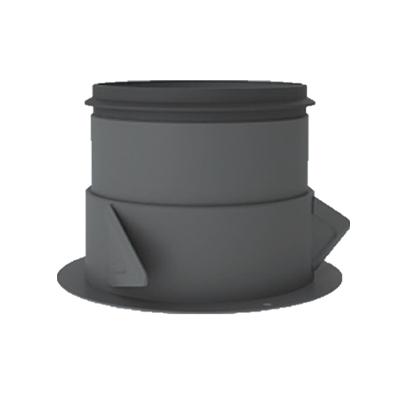 Anjos - Manchette placo 3 griffes à joint Ø 160 l = 100 mm 150x150px