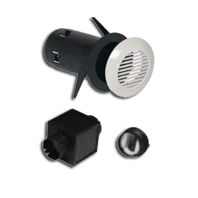 ALDES - Kit sanitaire VMPK. 1 piquage sanitaire, 1 bouche + manchette sanitaire Ø80 mm - ALDES 11022021 150x150px