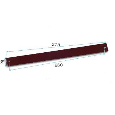 Plaque d'obturation d'entrée d'air acier marron - ALDES 11011447 150x150px