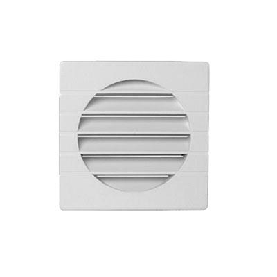 ALDES - Grille extérieure GEB 160 blanche - ALDES 11011241 150x150px