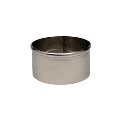 Manchette inox pour les bouches gaz BAZ Ø 125 mm - ALDES 11018963 150x150px