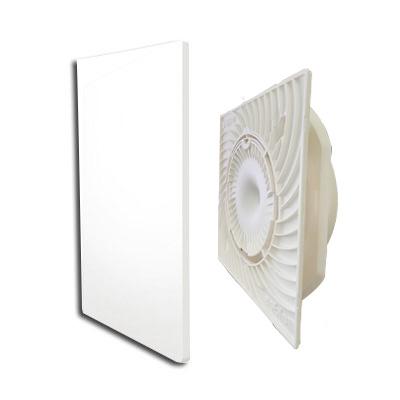 ALDES-KIT bouche COlorLINE Ø125 couleur Blanc Flocon - ALDES 11022157 150x150px