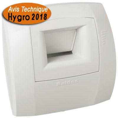 ALDES-Bouche hygroréglable Ø80 modèle B22 pour salle de bain. systèmes hygroréglables type A.   voir description produit pour type logement .   - ALDES 11015025 150x150px