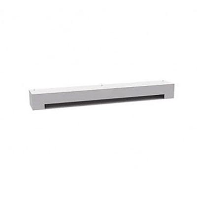 Capuchon de façade acoustique Mini CFA aluminium anodisé 150x150px
