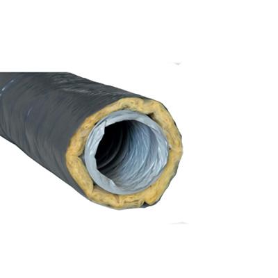 Conduit PVC isolé laine de verre EP 50 Ø 125 L= 6m 150x150px