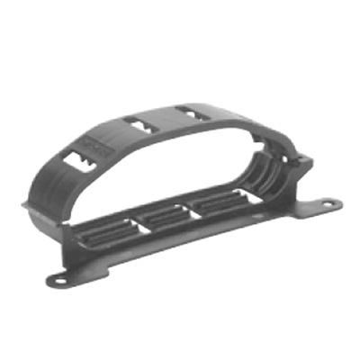 Optiflex collier de fixation ovale remplace la reference Aldes 11091863 - ALDES 11091864 150x150px