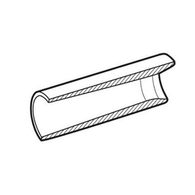 Mousse acoustique ø 125 mm pour conduit circulaire - ALDES 11014125 150x150px