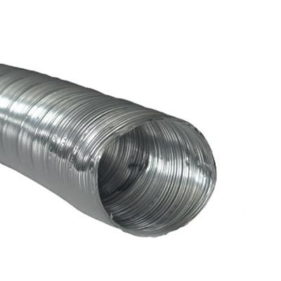 Conduit ⌀125 long 3m alu compacté semi-rigide - UNELVENT 820190 150x150px