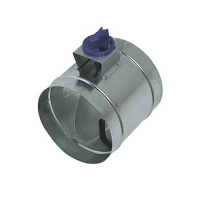 Registre de réglage Ø 125 mm galva pour réseaux d'air - ALDES 11094441 150x150px