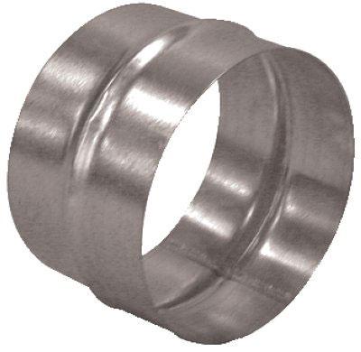 RACCORD male/male Ø80mm acier galvanisé. - ALDES 11093041 150x150px