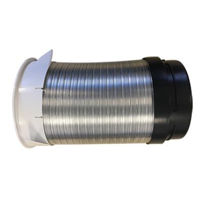 ALDES-Raccord Optiflex souple EasyClip Ø125. - ALDES 11091991 150x150px