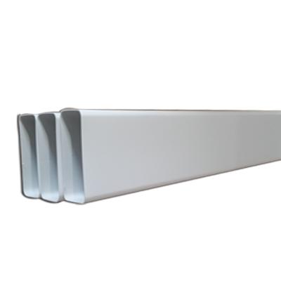 UNELVENT-Pack 4.5 M conduit TPR 200 55x110 équivalent Ø 80-100, 3xlong 1.5 m. 150x150px
