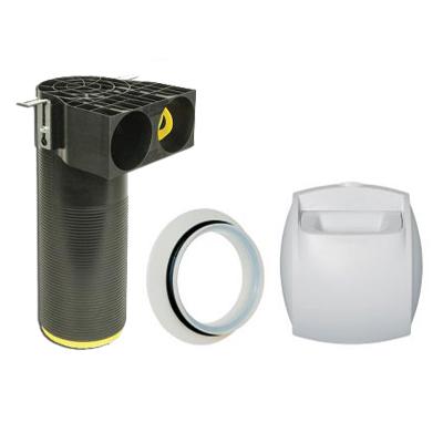 Kit bouche supplementaire Auto extraction   Flexigaine DeeFly Auto   ALDES 11023181 150x150px